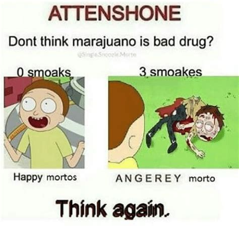 From Me To You R A Y N Attenshone Dont Think Marajuano Is Bad Oak 3smoakes