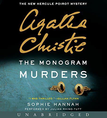 libro the monogram murders hercule libro the monogram murders di sophie hannah