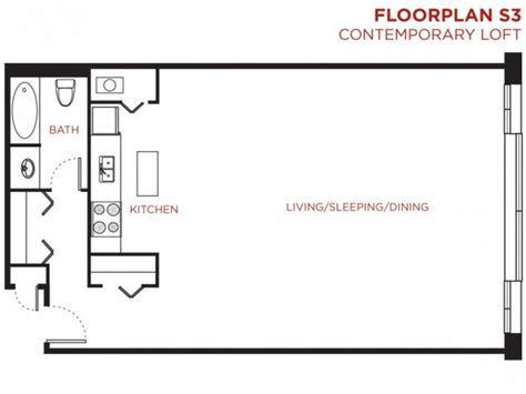 sq f square open floor plans with loft simple rectangle house