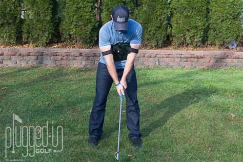 swing jacket golf swing trainer swing jacket review plugged in golf