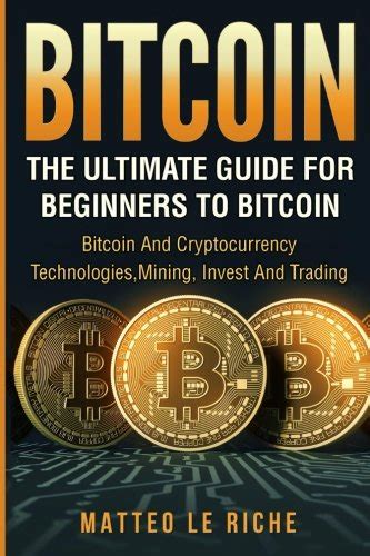ultimate cryptocurrency trading investing beginner s guide learn how to turn profits with simple buying and selling of cryptocurrencies books hospitalitytextbooks on marketplace