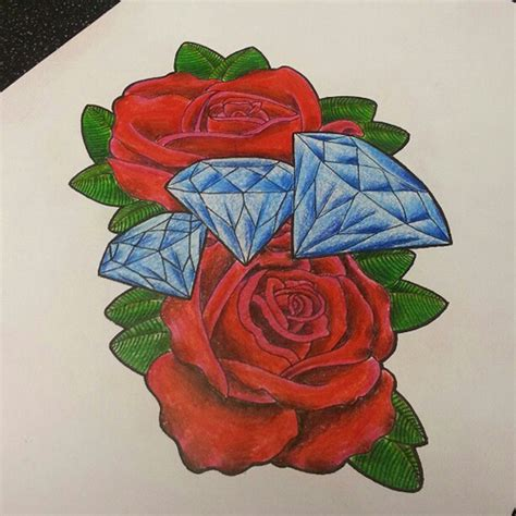tattoo newschool traditional art drawing sketch ros