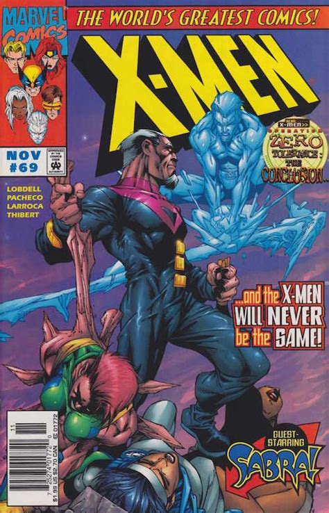 libro x men operation zero tolerance 5 x men storylines that would be perfect for film page 2