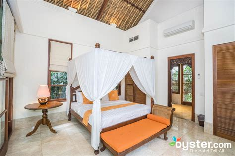 four bedroom bedroom in the four bedroom villa at the karma jimbaran oyster