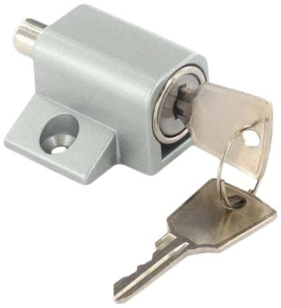 Patio Sliding Door Lock With Key Bulk Hardware Bh01813 Patio Sliding Door Lock And Key Matt Chrome