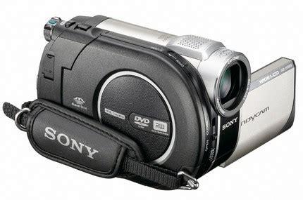 sony handycam dcr dvd850 and dcr dvd650 dvd camcorders