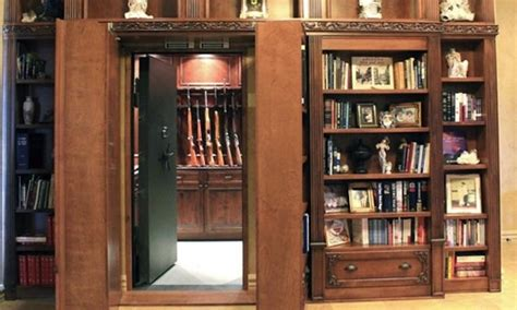 Basement Bar Cabinets by 31 Beautiful Hidden Rooms And Secret Passages