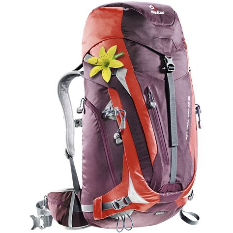 Deuter Act Trail Pro 38 Sl Emerald Kiwi deuter act trail pro 38 sl backpack s 2319cu in backcountry