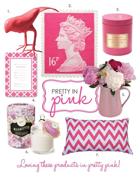 Pretty In Pink Our One by Pretty In Pink Post As Featured On The Adore Home