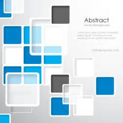 Abstract Template by Modern Abstract Squares Background Design Template