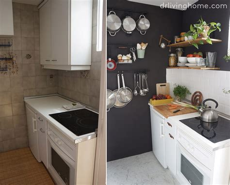 Kitchen Before And After Diy by A Diy Kitchen Redo 400 Emily Henderson