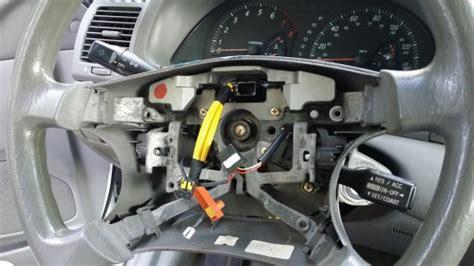 Air Bag Stering Mitsubishi Lanser Mivex Thn 1998 как исправить на приборной панели горит лампа подушка