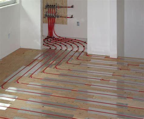 Pex Plumbing Reviews by Blueridge Company Radiant Floor Heating Pex Piping
