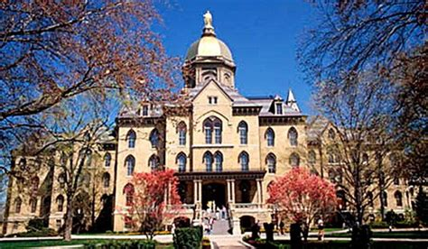 Notre Dame Mba Class Profile by Notre Dame S Mendoza College Of Business Poets And