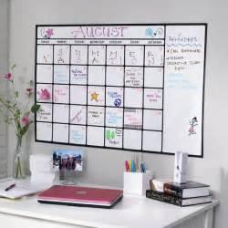 Calendar Wall Sticker Dry Erase Calendar Decal Pbteen