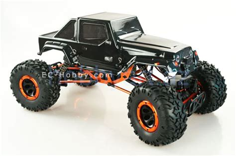 114 Rc Rock Crawler Jeep Of Road hsp 1 10 4wd four wheel steering system road rtr electric remote truck jeep 4x4 rc car