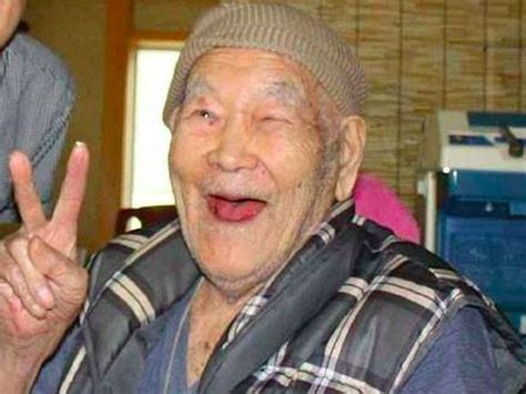 meet the oldest person to ever appear in sports meet 117 year old nabi tajima the japanese woman who just