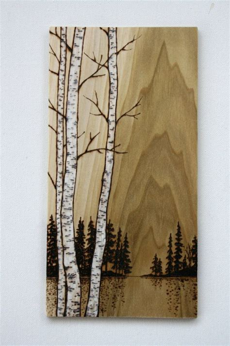 birch tree paper for crafts 193 rboles arte block le 241 a de abedul por twigsandblossoms en