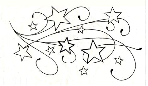 star outline tattoo tattoos designs ideas and meaning tattoos for you