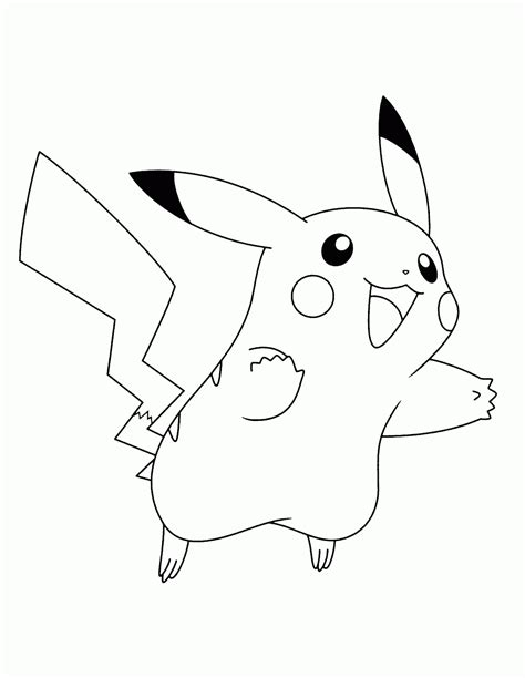 pokemon coloring in pages printable coloring pages pokemon coloring pages free and printable