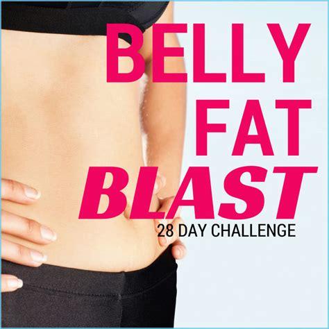 burn belly challenge challenges