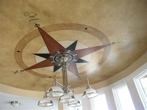 compass decal for ceiling google search ceiling