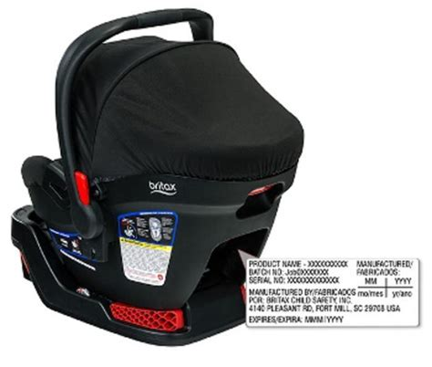 britax phone number infant carrier recalls