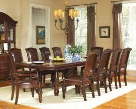 dining room furniture sets steve silver antoinette 11 piece 96x48 dining room set