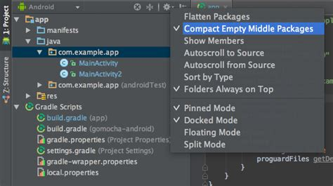 android studio change package name android studio rename package stack overflow