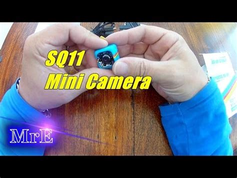 how to: use the sq8 mini dv camera support tf card voic