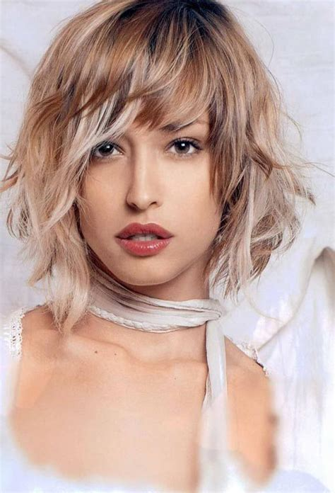 shaggy bob hairstyles 2014 impeccable hairstyles for square faces 2014 hairstyles