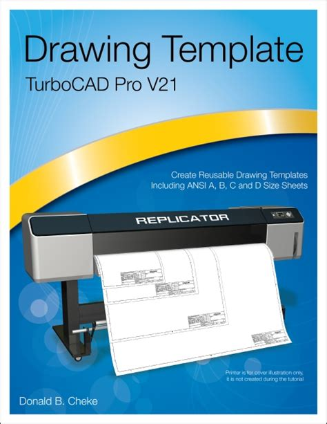 new turbocad pro v21 tutorial drawing template textual
