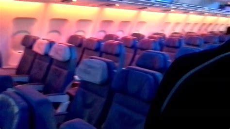 Air Transat A330 Interior by Boarding Air Transat A330 New Cabin