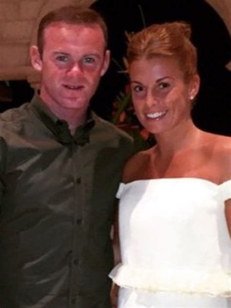 Coleen Mcloughlins 15 Million Wedding Deal 2 by Trying For A Coleen Rooney Announces And Wayne