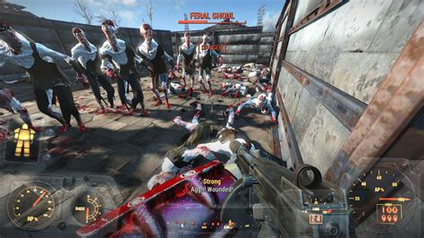 mod game zombie nazi zombies invade the wasteland at fallout 4 nexus