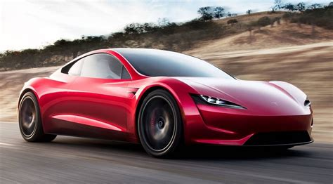 New 2020 Tesla by New Tesla Roadster Unveiled Set For 2020 Launch