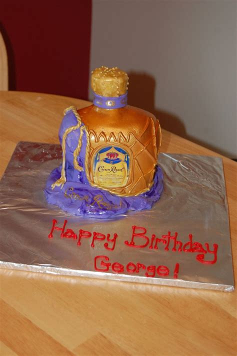 ideas  crown royal cake  pinterest royal cakes cakes  crown royal whiskey