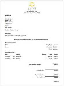 Law Firm Invoice Template Attorney Invoice Template Best Template Collection