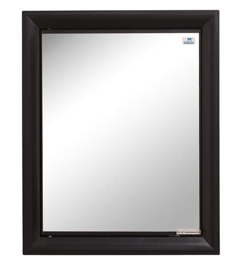 nilkamal bathroom cabinet online buy nilkamal gem black mirror cabinet online bathroom