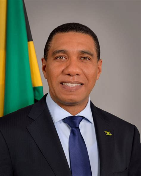 Office Of Prime Minister by Jamaica House Office Of The Prime Minister