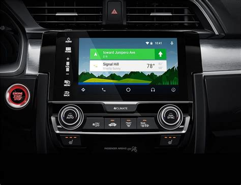 Android Auto Unit by Enable Developer Mode And Root The 2017 Honda Civic