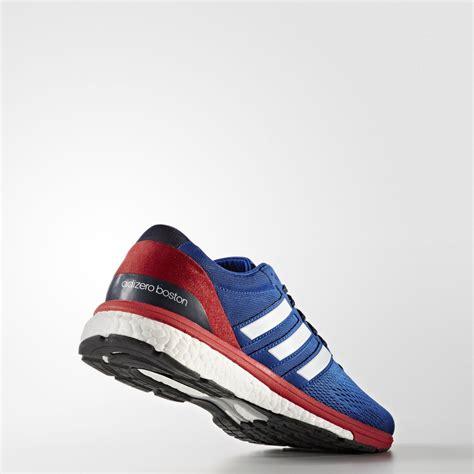shoe in the road a boston calbreth novel books adidas adizero boston 6 aktiv mens blue running road shoes