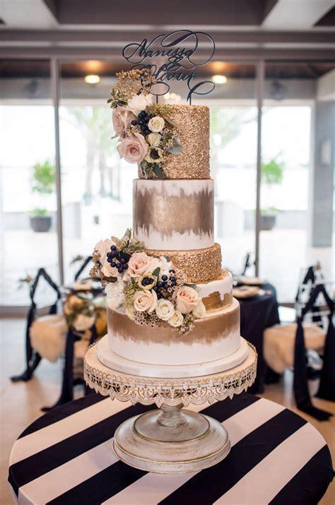 Best Wedding Magazines 2016 best wedding cakes of 2016 the magazine