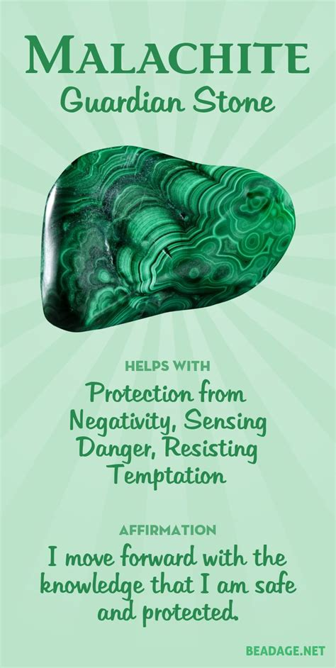 malachite meaning  properties crystal healing stones