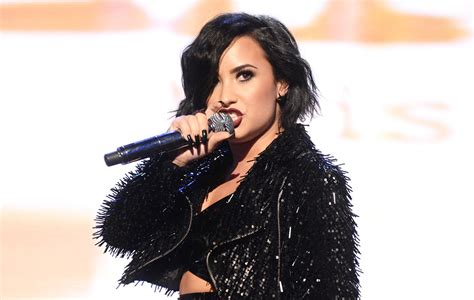 demi lovato latest album songs what s your favorite song by amas performer demi lovato