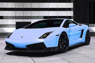 Blue Lamborghini Blue Lamborghini Car Pictures Images 226 Cool Blue