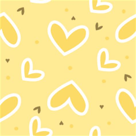 Yellow Backgrounds - Yellow Background Images Yellow Hearts Wallpaper