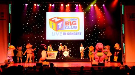live bid the big club live in concert december 2012