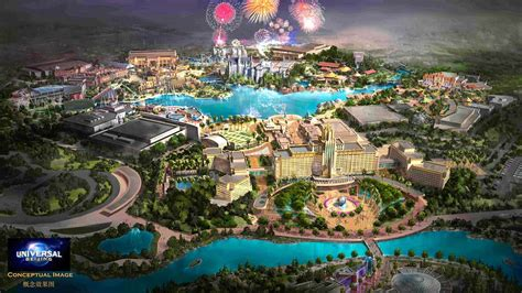 universal themes in fantasy stories universal now has the most expensive theme park in the world