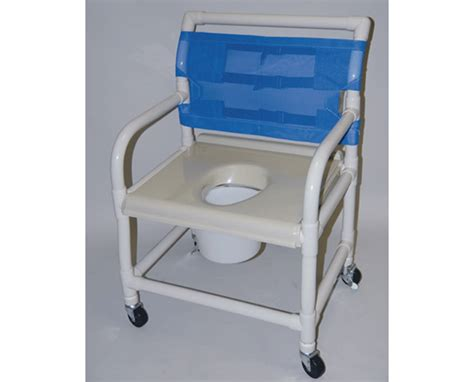 healthline pvc shower chair 24 quot vaccum seat free